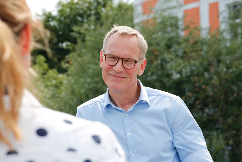 Oberbürgermeisterkandidat Hannover