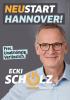 Oberbürgermeisterkandidat Hannover 2019 - Kampganenfoto Plakatmotiv, Print