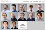 Website Teamfotos Dozenten