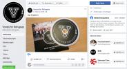 Facebook-Auftritt und DVD-Cover des Flüchtlingsprojekts