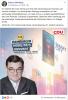 Facebook-Auftritt zur Bürgerschaftswahl Hamburg 2020
