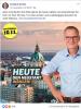 Facebook-Auftritt zur Oberbürgermeisterwahl Hannover 2019