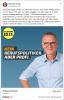 Facebook-Auftritt zur Oberbürgermeisterwahl Hannover